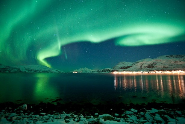 The Aurora Borealis is not unique to Norway but the country is arguably the best place to view the shape-shifting ...