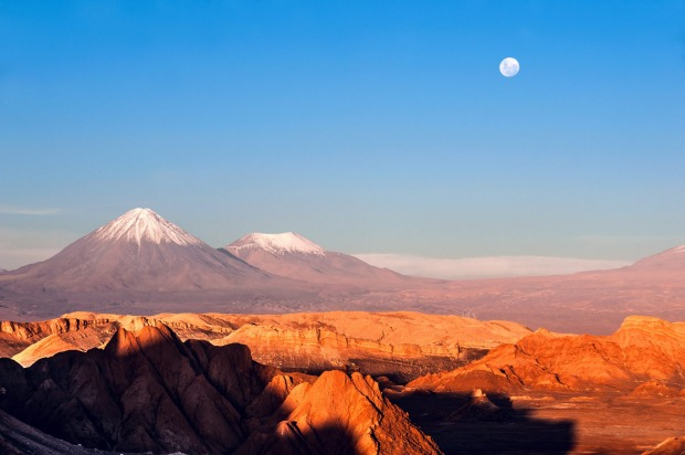 Chile's Valle de Elqui is for a haven for nature-lovers, hikers and stargazers, and will witness a Total Solar Eclipse ...