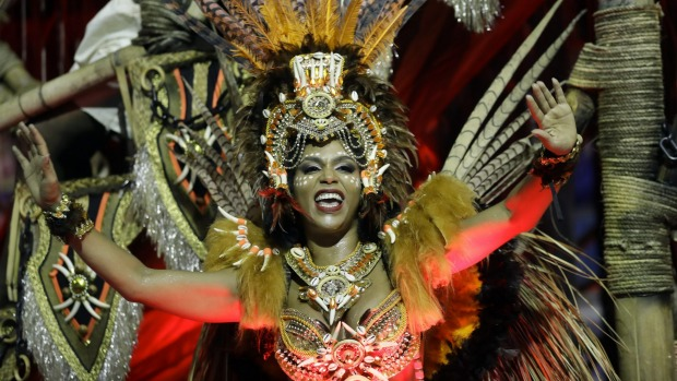 Brazil Carnival 2019 World Famous Carnival Kicks Off With