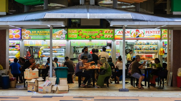 Little India's Tekka Centre is unique among Singapore's 110 hawker centres in its heavy emphasis on Indian food.