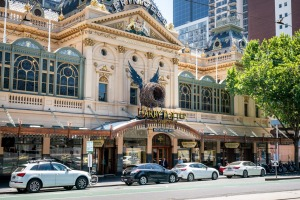 Get your wizard on in Melbourne, where  Harry Potter and the Cursed Child is on at the Princess Theatre.