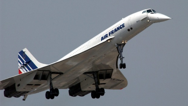 A Fantastic Era Look Back On The Concorde Worlds