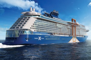 Celebrity Edge. Cruising is poised to make a big comeback in 2022.