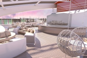 Virgin Voyages' Richard's Rooftop.
