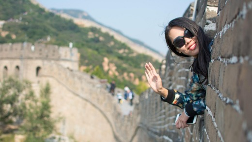 Not just the Great Wall: China is a huge country with 12 official languages and far more tongues spoken by minority ...