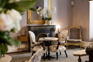 The Hughenden Boutique Hotel has a graceful Victorian vibe.