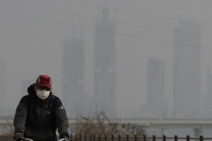 Air quality has become an issue in Seoul, South Korea.