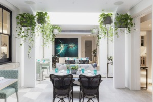 A $20 million conversion of three historic 1870s terrace houses has resulted in the stylish Spicers Potts Point.