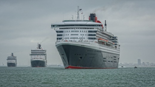 Cunard's Queen Elizabeth, Queen Mary 2 and Queen Victoria will all visit Australia during the 2020-21 summer, marking ...