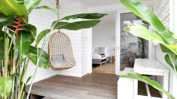 Byron Bay Bask Stow Provides Hotel Indulgences With A Sense Of Being At Home