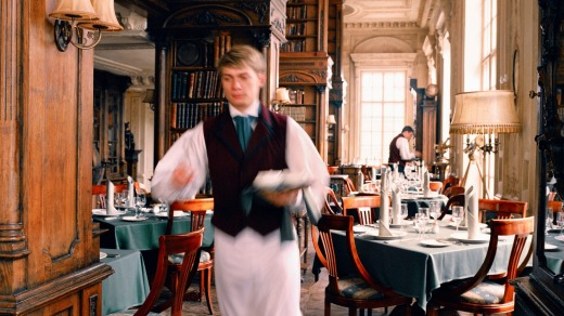 Café Pushkin's opulent pre-revolutionary interior is matched by food to delight a tsar.