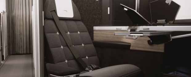 BA's new 'Club Suite' will have a sliding door for added privacy.