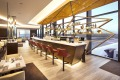 """The former Etihad lounge at Melbourne Airport is now """"The House"""" and is open to all passengers."""