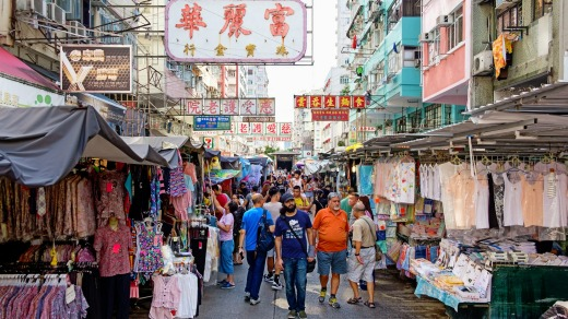 Tourists rarely ventured to Sham Shui Po but that's started to change as word spreads about its absorbing blend of ...