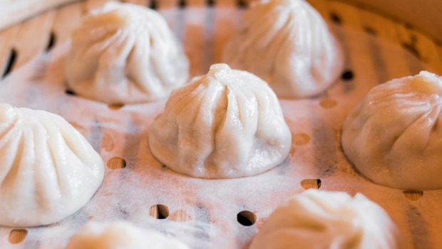 Dumplings are a go-to dish in Beijing.