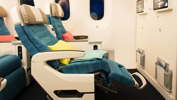 Airline review: Air Tahiti Nui 787 Dreamliner Moana premium economy, Auckland to Papeete