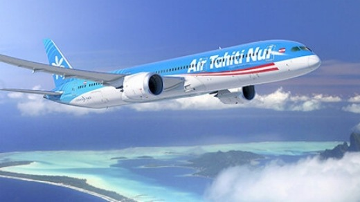 Air Tahiti Nui has replaced its older Airbus A340s with Boeing 787 Dreamliners.
