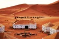 Spend a night in the Sahara.