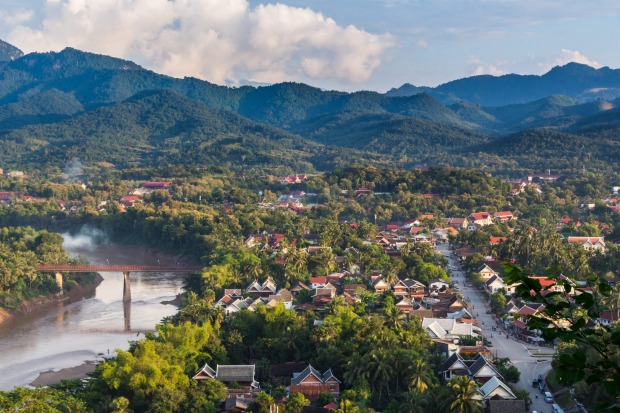 Laos, 4,473 from Darwin: Perhaps the most underrated country in South-East Asia, Laos offers the graceful colonial ...