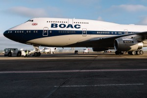 As part of the celebrations for its 100-year anniversary, British Airways has begun painting four of its aircraft in ...