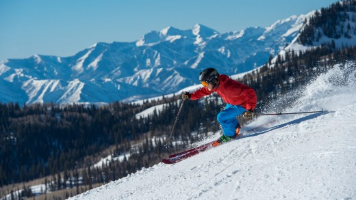 Skiing is popular in Park City, but there's more than the slopes on offer.