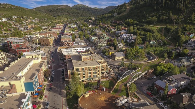 Park City nearly became a ghost town before reinventing itself as a ski destination.