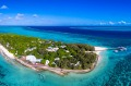 You can walk the circumference of Heron Island in an hour.