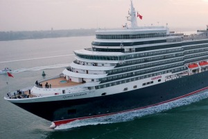 The Queen Elizabeth keeps the old-world charm and glamour of cruising alive.