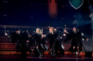 Harry Potter and the Cursed Child showing at Melbourne's Princess Theatre.