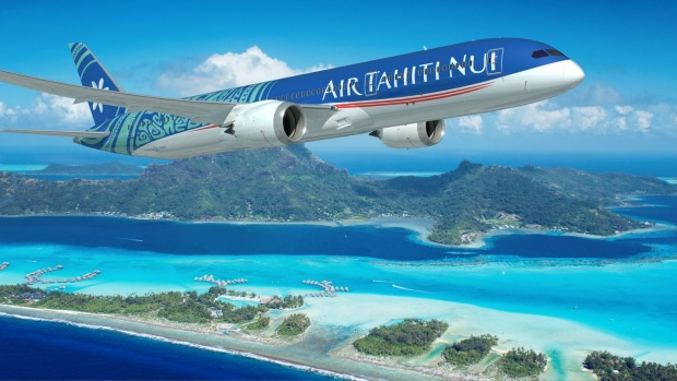 Air Tahiti Nui has broken the record for the world's longest commercial flight.