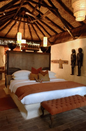 Taj Mahua Kothi: India now offers luxury safari accommodation on par with Africa.
