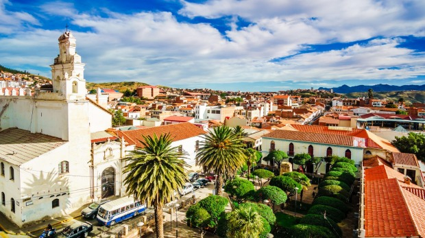 Sucre, Bolivia: This elegant colonial city feels like a little slice of  Europe