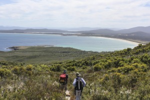 A long weekend on Bruny Island is total immersion into the best of Tasmania's food, wildlife and scenery. East Cloudy ...