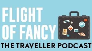 Traveller podcast artwork 2019
