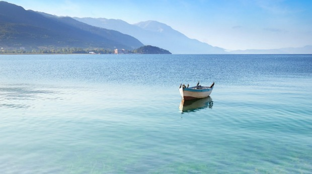 Escape the rat race on Macedonia's serene Lake Ohrid.