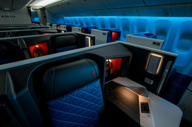 Delta Launches Upgraded Boeing 777 On Sydney To Los Angeles