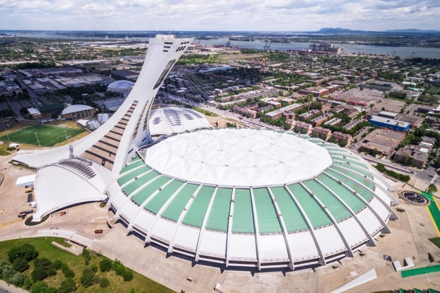 Olympic Stadium, Montreal: The Olympic movement is a world class generator of white elephants, with the stadium built ...