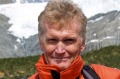 Greg Mortimer, record breaking mountaineer and co-founder of Aurora Expeditions.