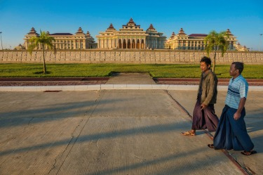 The capital of Myanmar got its status in 2005, and since then the government has spent lavish sums of stadiums, temples, ...
