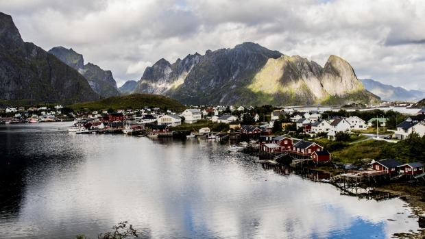 Lofoten needs to be seen to be believed.