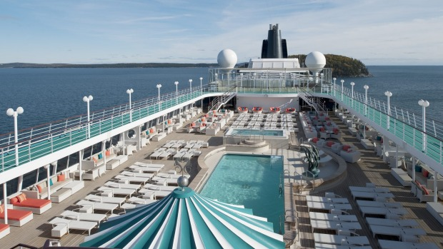 Crystal Symphony offers low-key luxury.