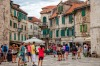 SPLIT, CROATIA  Just 30 kilometres south of Trogir, the Croatian coast's largest city and busiest port has a fabulous ...