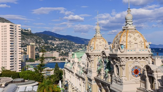 In Monaco, check out the infamous casino, the interesting Oceanographic Museum and superb views from cliff-clinging parks.