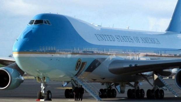 Bush Foundation Calls To Exhibit Retiring Boeing Vc 25a Air Force