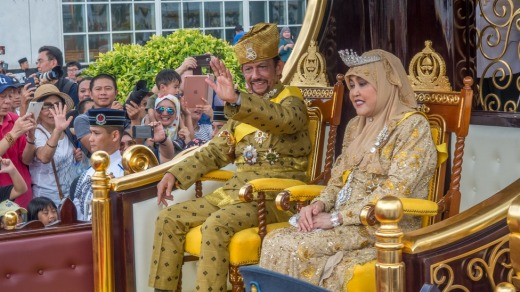 The Sultan of Brunei is facing a backlash over the nation's penalties for homosexual sex.