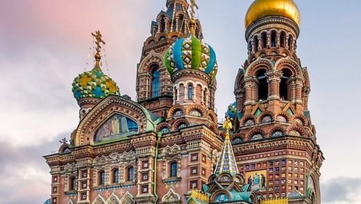 Visit St Petersburg on ecruising's epic 33-night fly-cruise journey aboard  Azamara Quest.