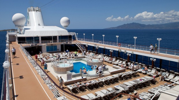 Azamara is offering a series of Grand Voyages, including a 35-night voyage between Alaska and Asia.
