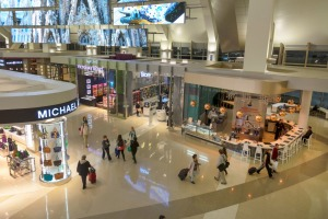 Tom Bradley International Terminal is impressively spacious and has excellent food and retail outlets, unlike some other ...