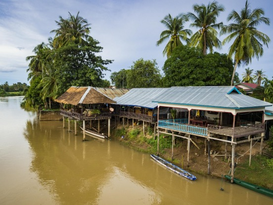 Laos: The 4000 Islands have taken over from Vang Vieng as the backpacker hangout of choice.