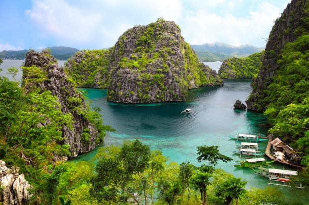 It has the beaches – especially on Palawan – plus plenty of quirks such as World Heritage-listed rice terraces, dramatic ...